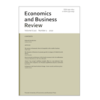 Volume 6 (20) Number 2 Economics and Business Review