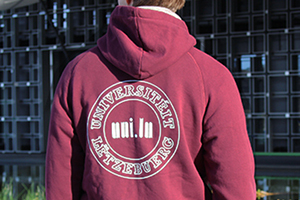 University of Luxembourg Hoodie with logo