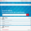 LegiLux, Journal officiel du Grand-Duché de Luxembourg